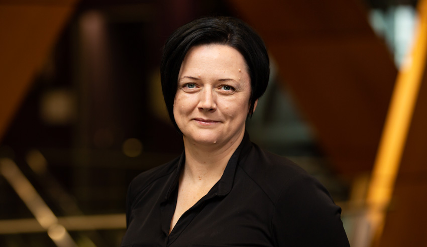 UNSW Edge director Sharmaine Gewohn