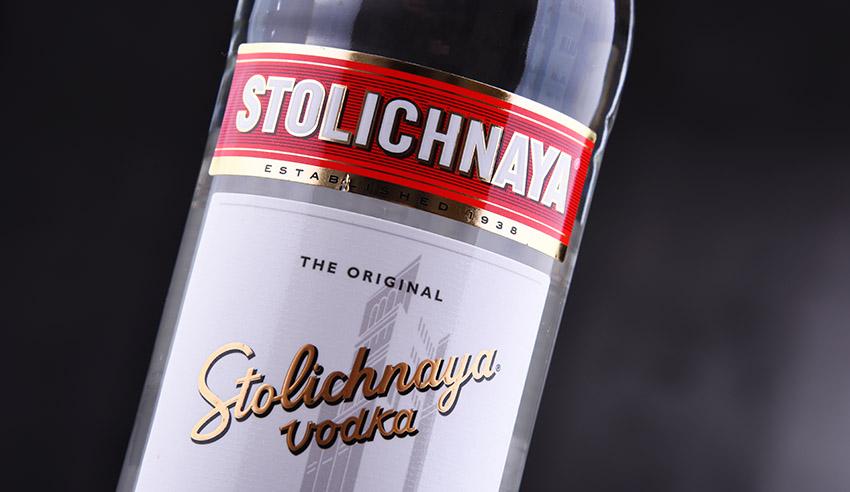 Stolichnaya vodka | monticellllo - stock.adobe.com