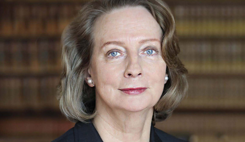Chief Justice Susan Kiefel AC