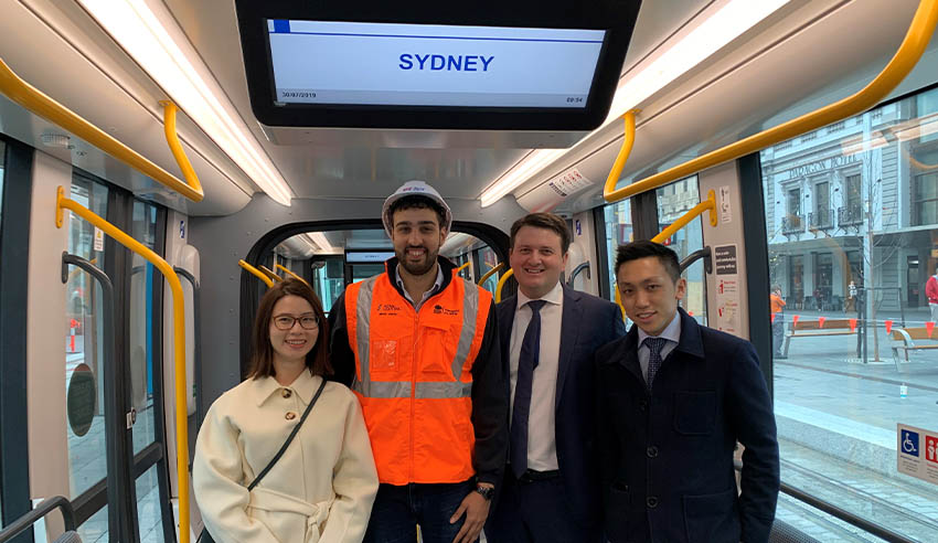 Sydney Light Rail Public-Private Partnership project
