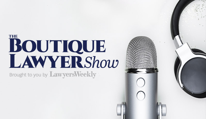 The Boutique Lawyer Show
