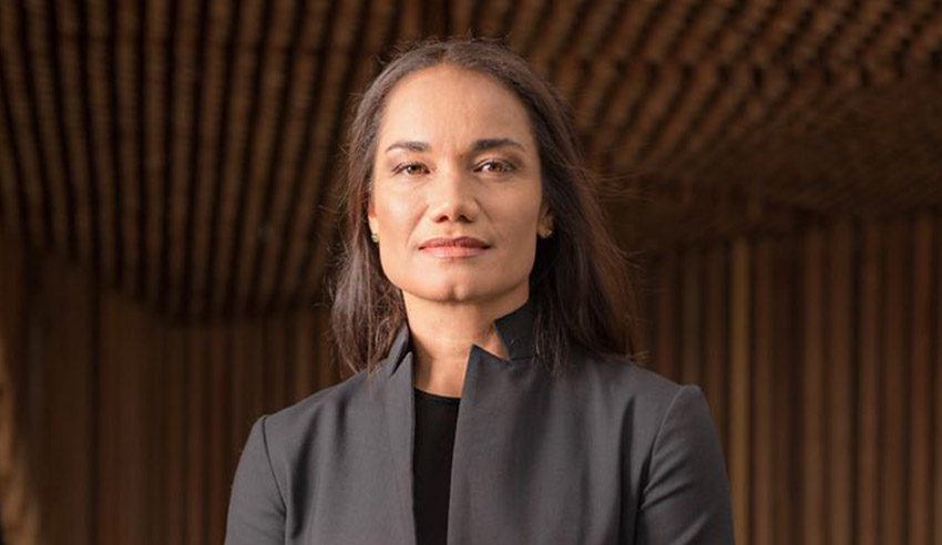 NZLS president Tiani Epati