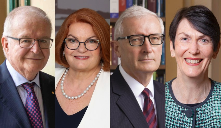 Chief justices law society throw support behind NSW and Vic profession
