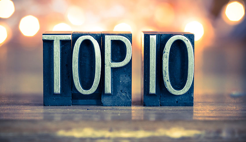 Top 10 articles of 2019
