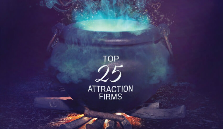 Top 25 Attraction Firms