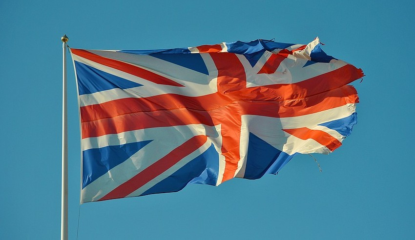UK flag, London trade experts