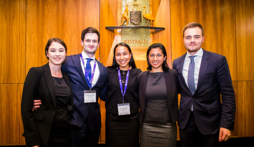 University of Queensland, 19th International Maritime Law Arbitration Moot Competition