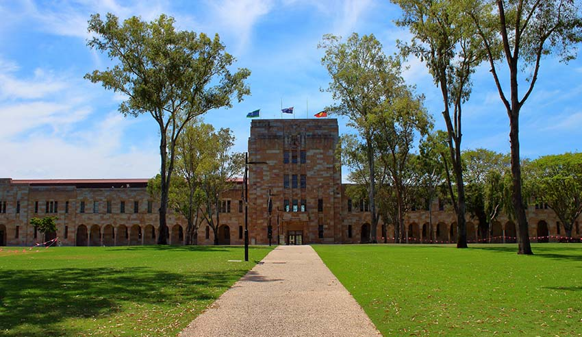 Qld law school appoints new acting head of school