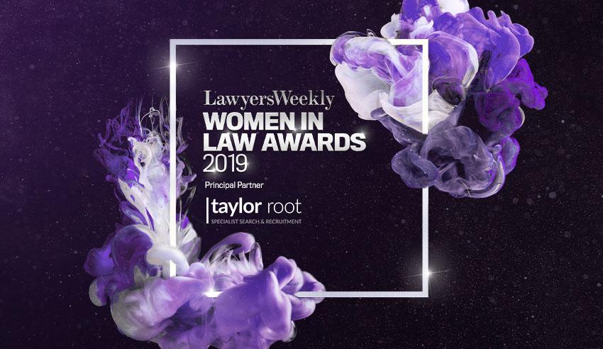 Women in Law Awards 2019