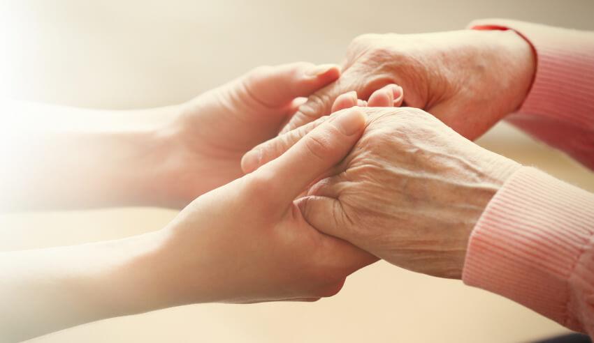 Aged care, senior citizen