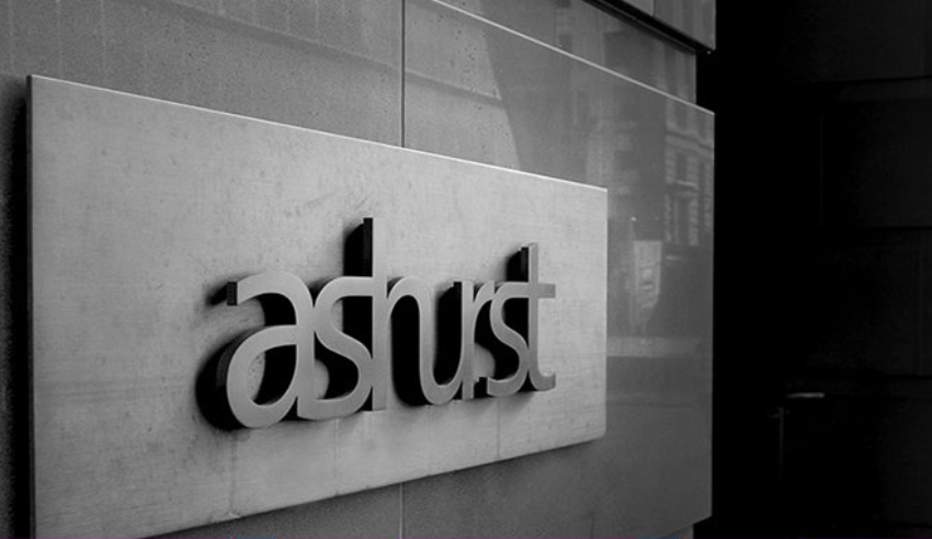Ashurst promotes 8 to partnership in Australia