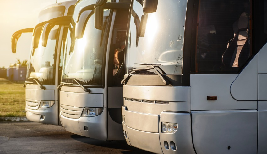 Zenobe and Transgrid deliver 40 electric buses