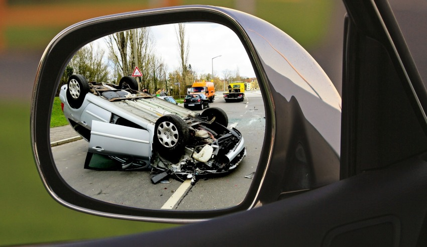 Car crash, driverless cars