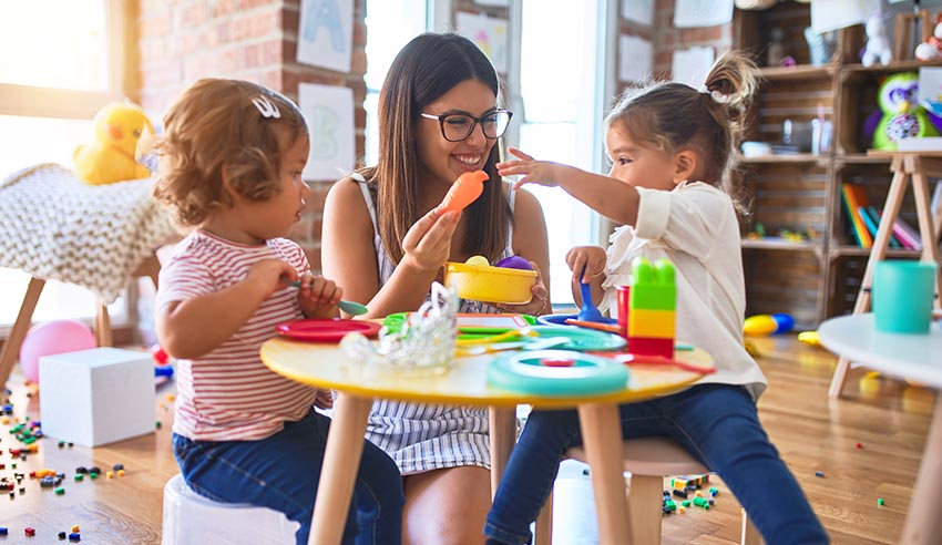 Lawyers cut off from work due to childcare restrictions