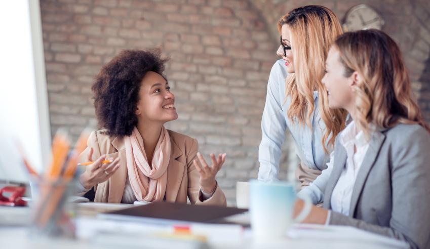 promote female leaders