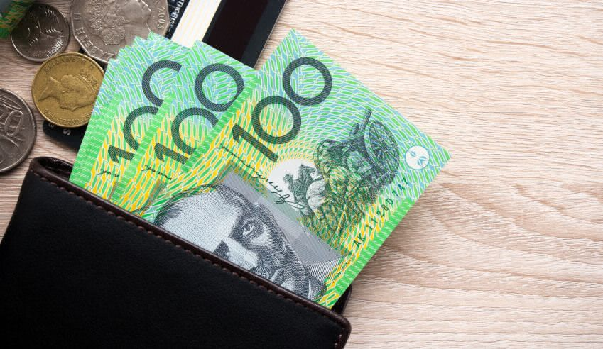 wallet australian dollar 100 pay dispariry between boutique and top tier law firm