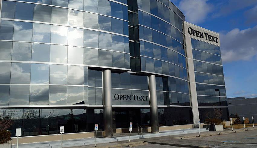 Opentext building