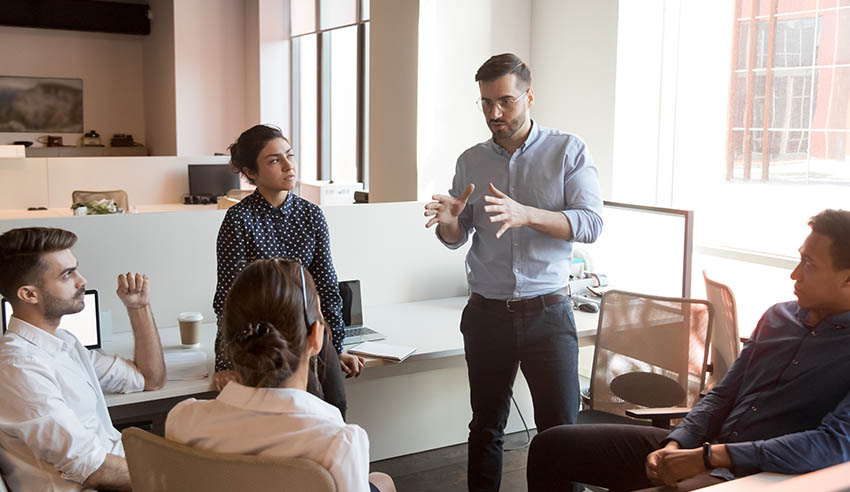 The important role culture plays in keeping teams engaged