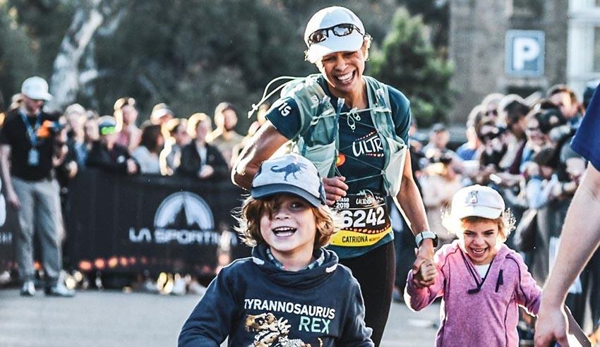 Running an ultra-marathon