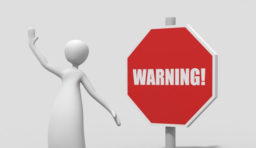 Alarm, warning