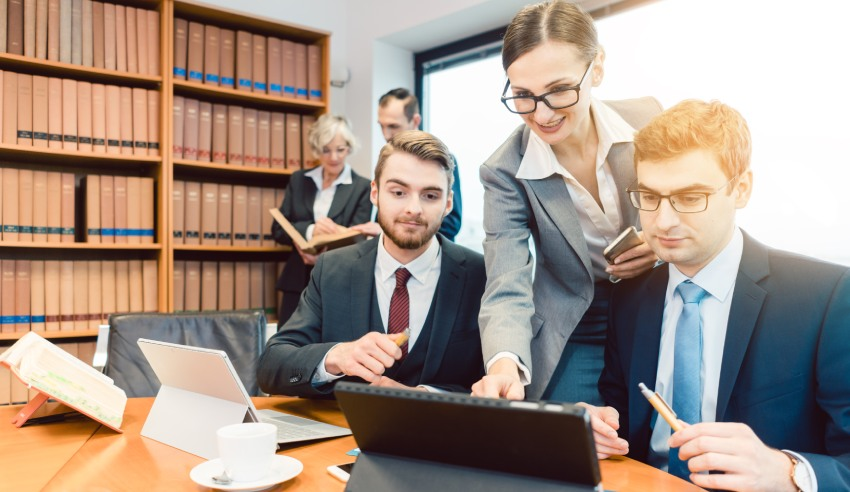 What young lawyers can do to stand out