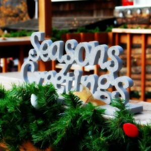 seasons greetings card law