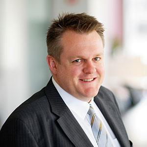 Andrew Barnes ALPMA president