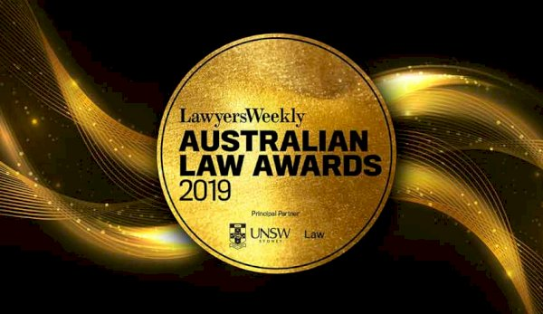 Australian Law Awards 2019