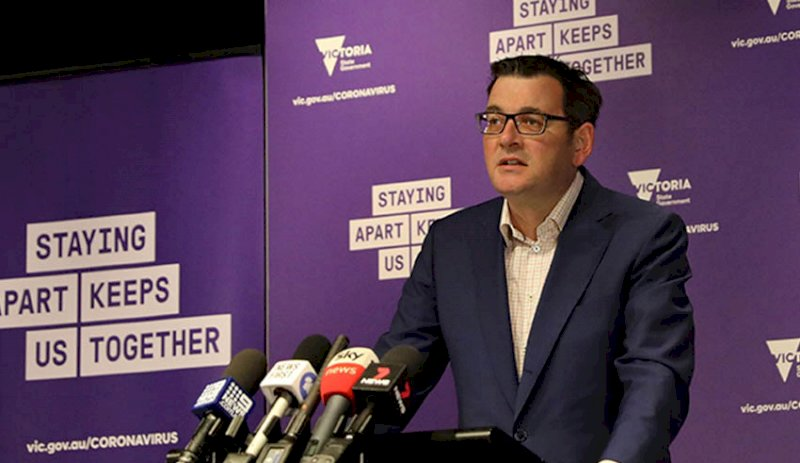 Daniel Andrews hit with another class action