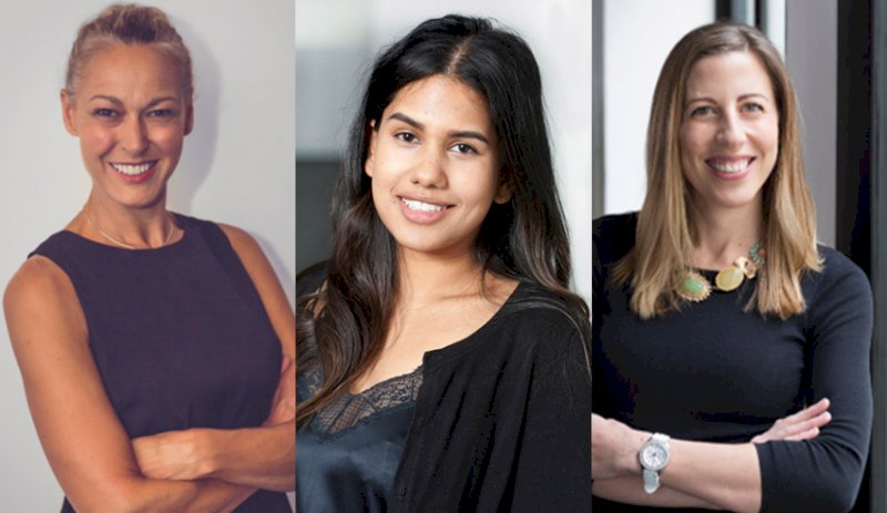 Hive Legal makes 3 senior appointments