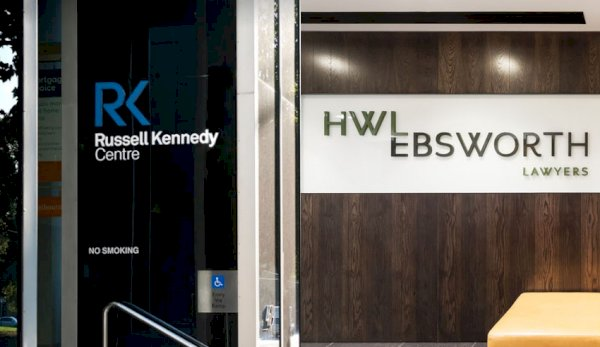 Russell Kennedy office and HWL Esworth