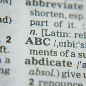 Dictionary call-out for 'legal lingo' - Lawyers Weekly
