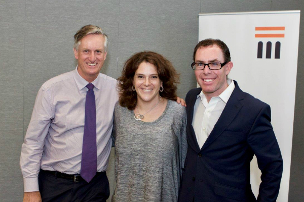 Salvos Legal Mental Health Lecture: John Corker, Dr Katie Seidler and Luke Geary