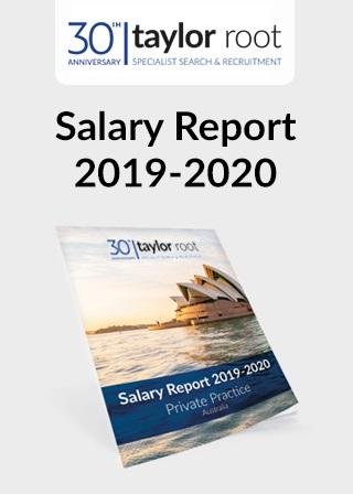Salary Report 2019-2020