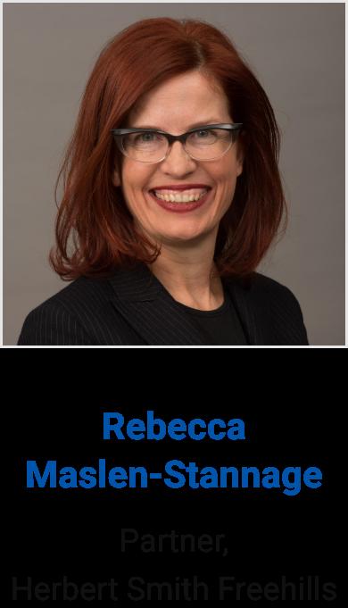 Rebecca  Maslen-Stannage